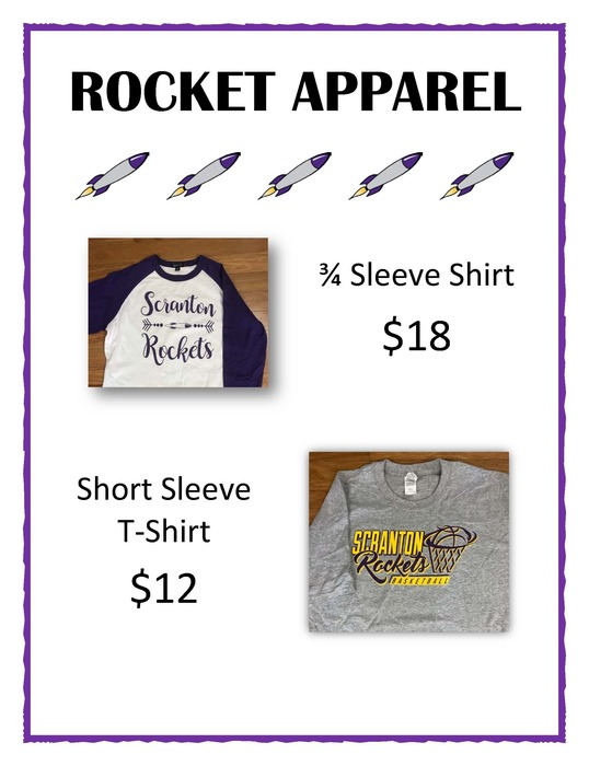 rocket apparel
